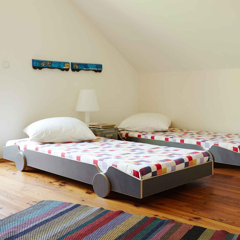 speedoletto stackable bed by de breuyn m bel afilii. Black Bedroom Furniture Sets. Home Design Ideas
