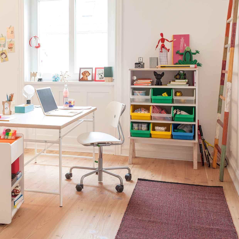 Familie Garage – modern kids furniture system by Richard