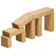 afilii_creative toys_wooden bricks_cork building blocks__KORXX_Cuboid M_1