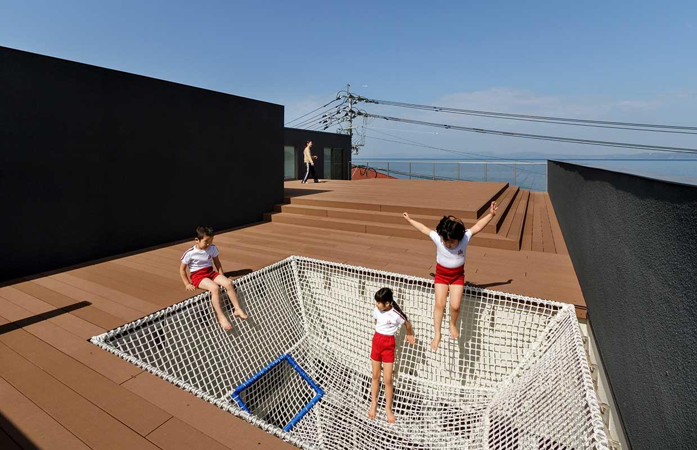 architecture-for-kids_Kindergarten-Architecture_Hibinosekkei_-Atsugi_1