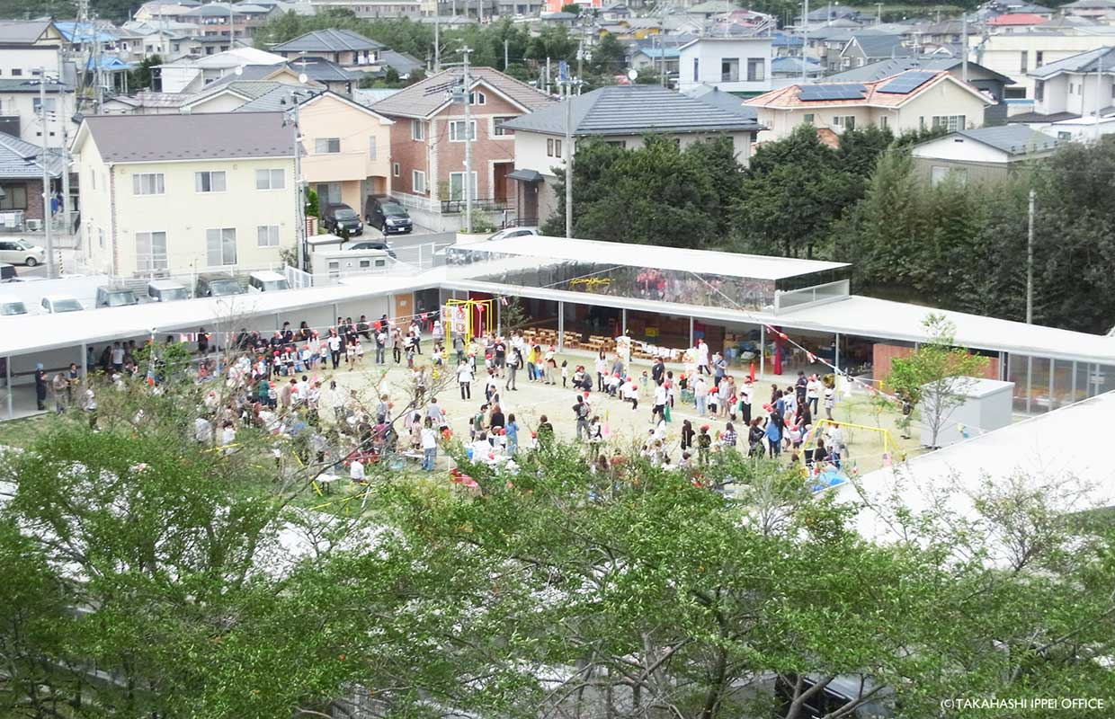 educational-architecture-kindergarten-architecture-Ippei-Takahashi-Shichigahama-Japan_1