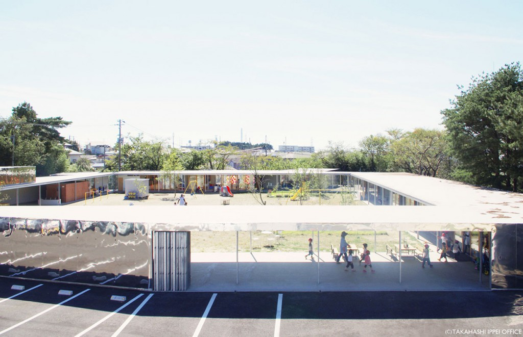 educational-architecture-kindergarten-architecture-Ippei-Takahashi-Shichigahama-Japan_2