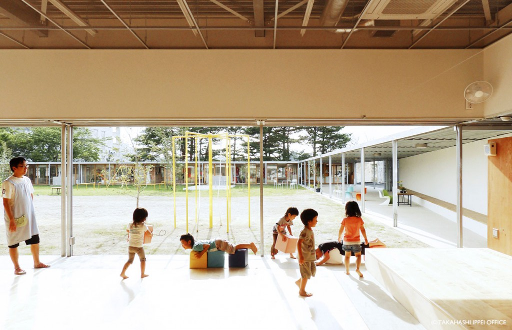 educational-architecture-kindergarten-architecture-Ippei-Takahashi-Shichigahama-Japan_5