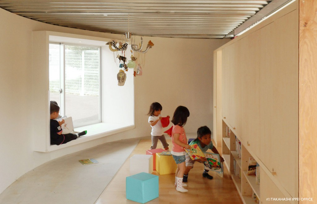 educational-architecture-kindergarten-architecture-Ippei-Takahashi-Shichigahama-Japan_6
