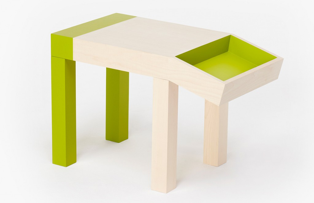 Meet Quentin de Coster, designer of the Animal table – a play ...