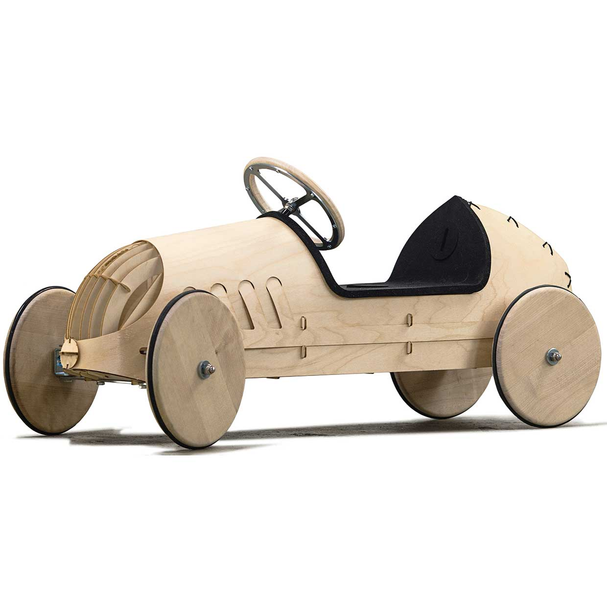 Wooden Push Car Flink By Phim Berlin
