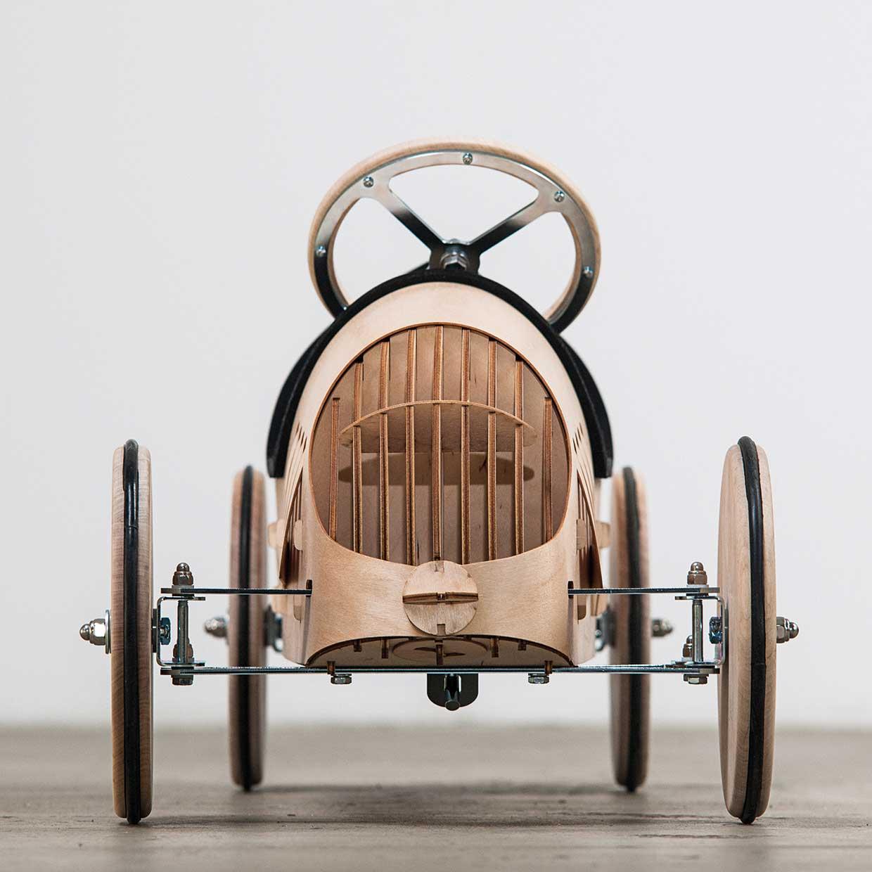 Wooden Push Car Flink By Phim Berlin