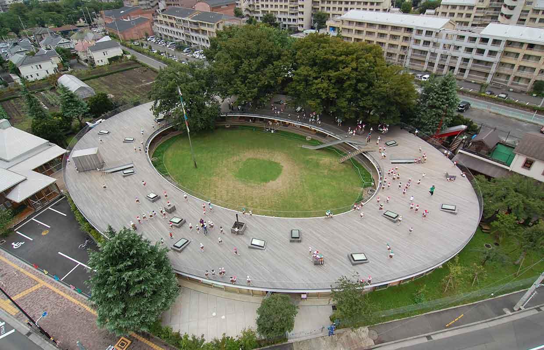 educational-architecture-kindergarten-architecture-tezuka-architects-fuji-kindergarten-tokyo_1