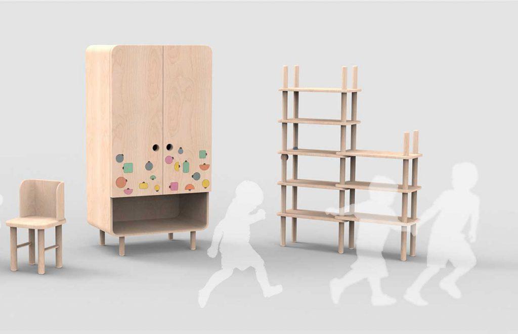 modern furniture by agata nowak afilii design