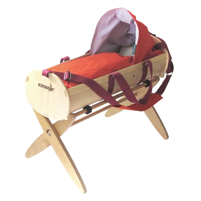 KIDSKOJE   Portable Cradle And Handcart | Afilii U2013 Design For Kids