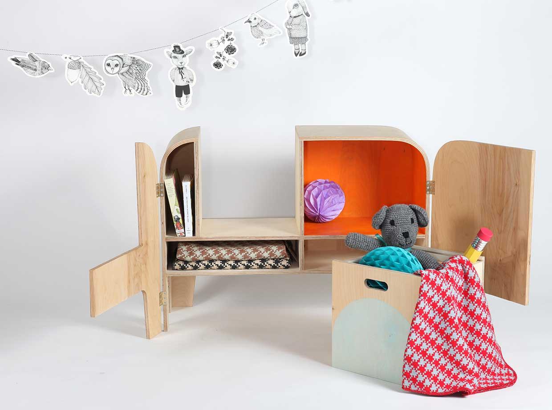 Kids furniture design afilii design architecture for for Modern kids furniture