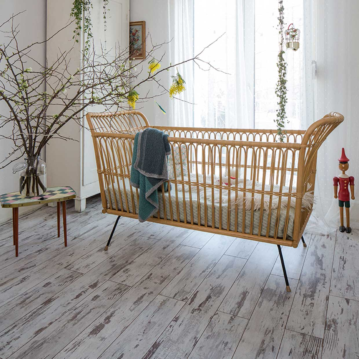Modern Kids Bed Frederick By Bermbach Handcrafted Afilii