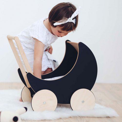 play-furniture-toy-pram-black-by-ooh-noo