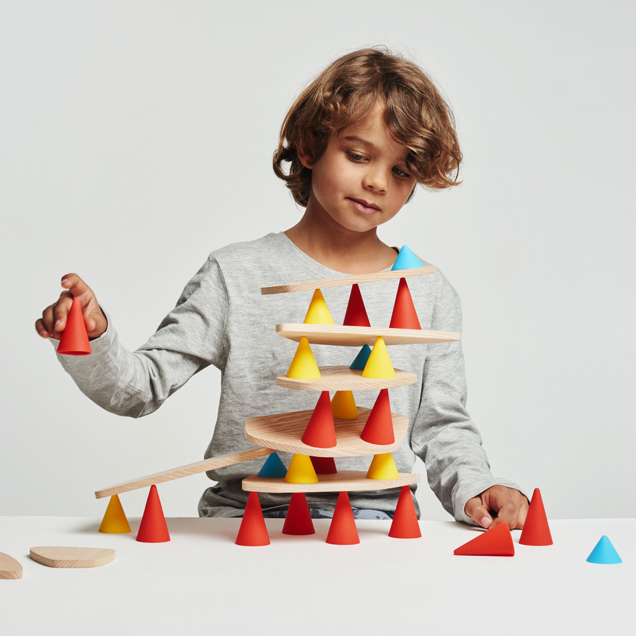 Piks By Oppi Educational Toy For Children To Develop Concentration