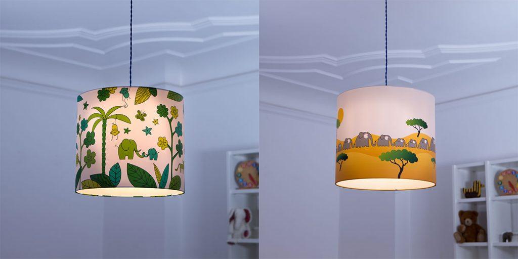 kids-room-light-pendant-lamp-jungle-fantasia-Limundo_1+2