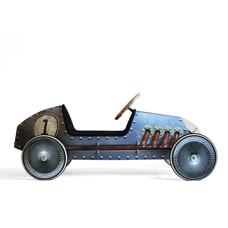 Gartenbank Holz Zum Selberbauen ~ Spielzeug aus Holz Rutschauto Holz phim flink 6 jpg