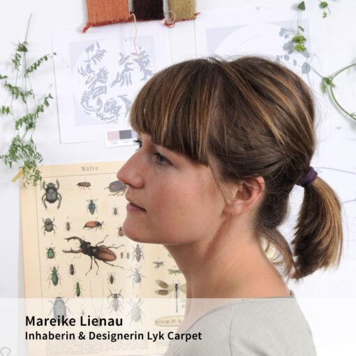 Teppichdesigner-Mareike Linau