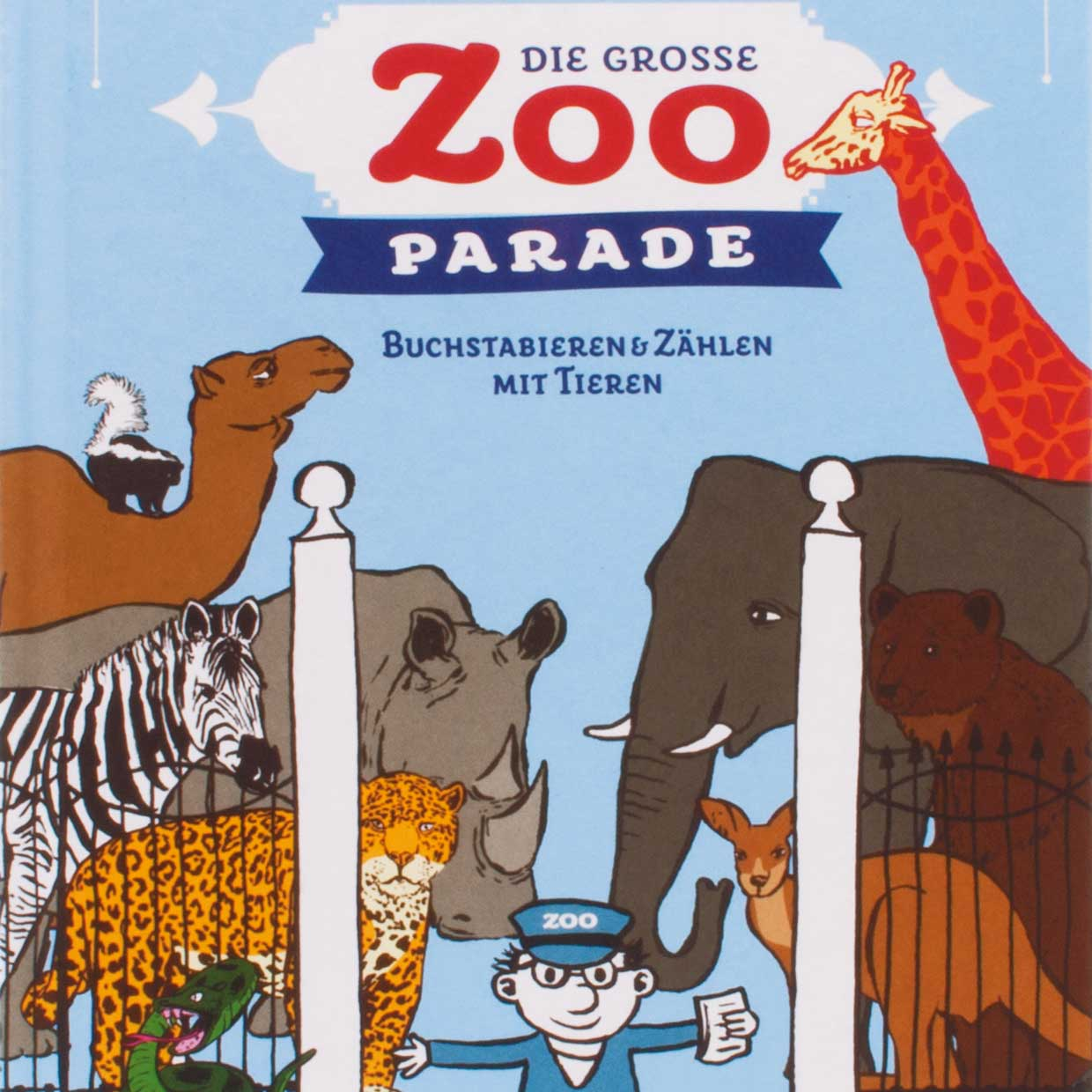 die grosse zooparade buchbesprechung afilii design for kids. Black Bedroom Furniture Sets. Home Design Ideas