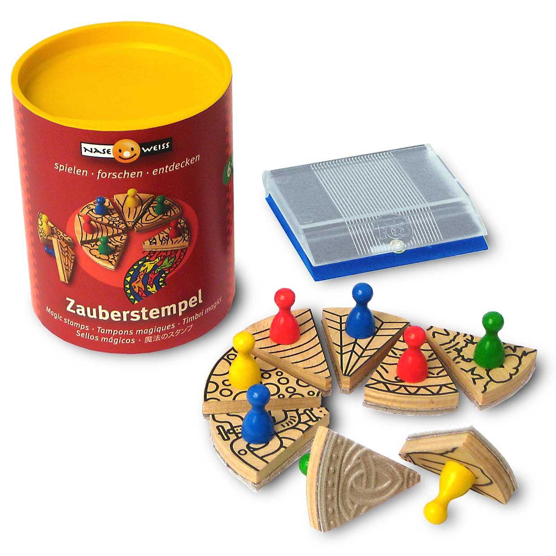 Zauberstempel von naseweiss kreatives spielzeug afilii