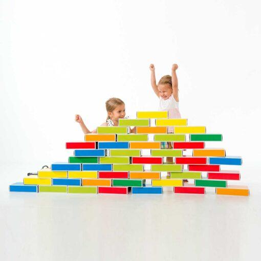 kreatives-Spielzeug-Spielzeug-aus-Pappe-colour-Bricks-Buntbox _1