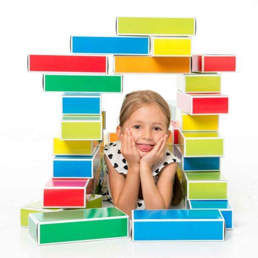 kreatives-Spielzeug-Spielzeug-aus-Pappe-colour-Bricks-Buntbox _3