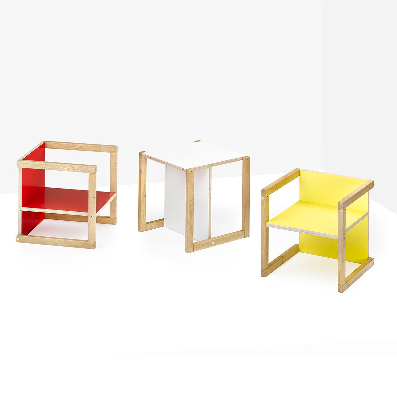 Kinderstuhl Design jynx serie daniel hahnemann mitwachsende kindermöbel afilii