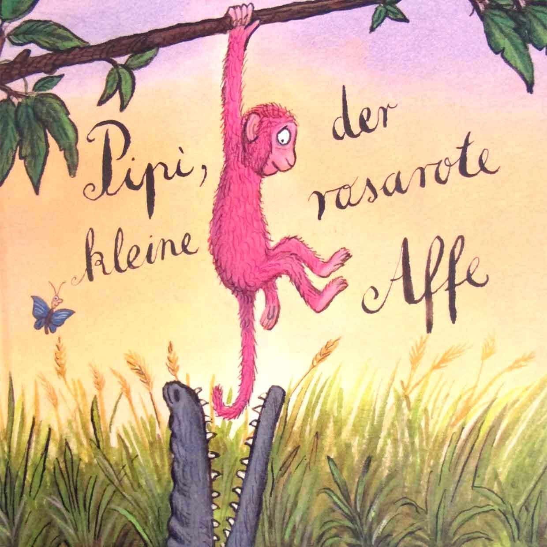 Kinderliteratur-Pipi-der-kleine-rosarote-Affe-cover