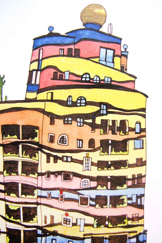 Von der steinzeith hle zum wolkenkratzer buchbesprechung - Gesamtwerk architektur ...