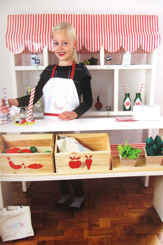 Kreatives Kinderzimmer Buchbesprechung Afili Design