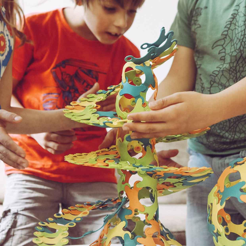 Binabo von Tictoys: Kreatives und nachhaltiges Kinderspielzeug
