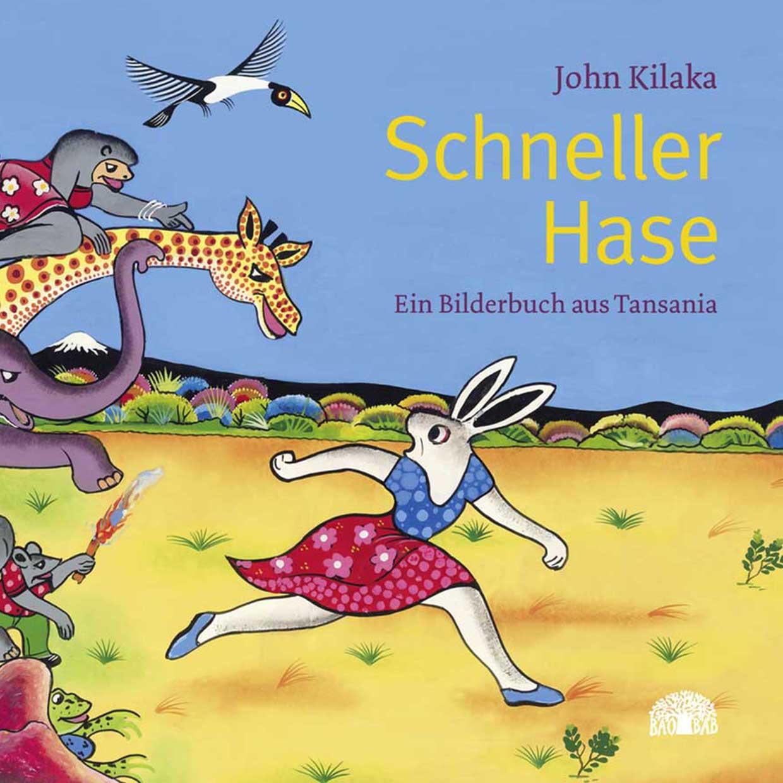 Kinderliteratur-Schneller-Hase-Baobab-Verlag