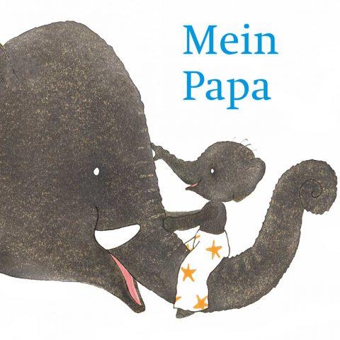 Kinderbuch-Illustration-Mein-Papa-Verlag-Freies-Geistesleben