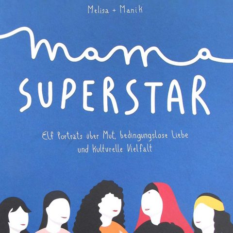 Kinderliteratur-Mama-Superstar-Mentor-Verlag