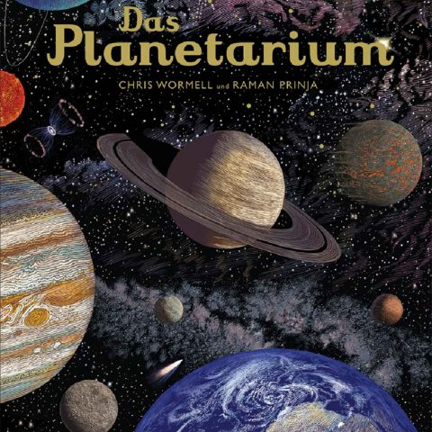Kinderbuch-Illustration-Das-Planetarium-Prestel-Verlag