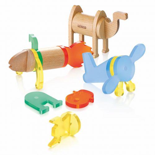kreatives-Spielzeug-imaginaryfauna-von-Lekkid