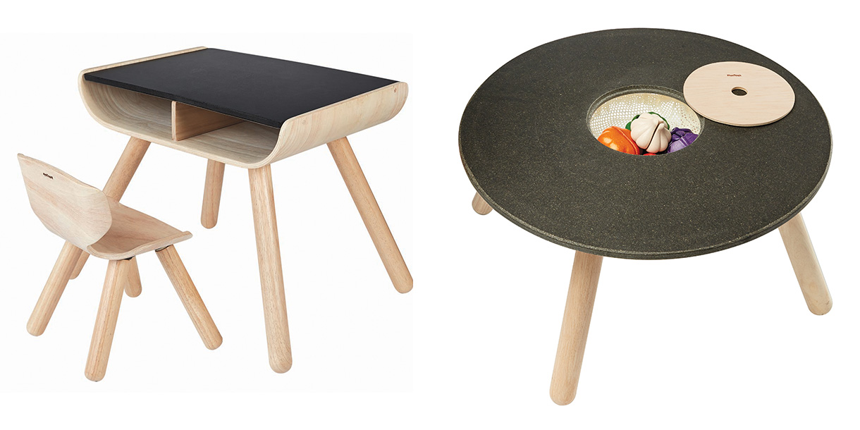 Kinderspieltisch-Table-Chair-Black-rund-Round-Table-PlanToys_6