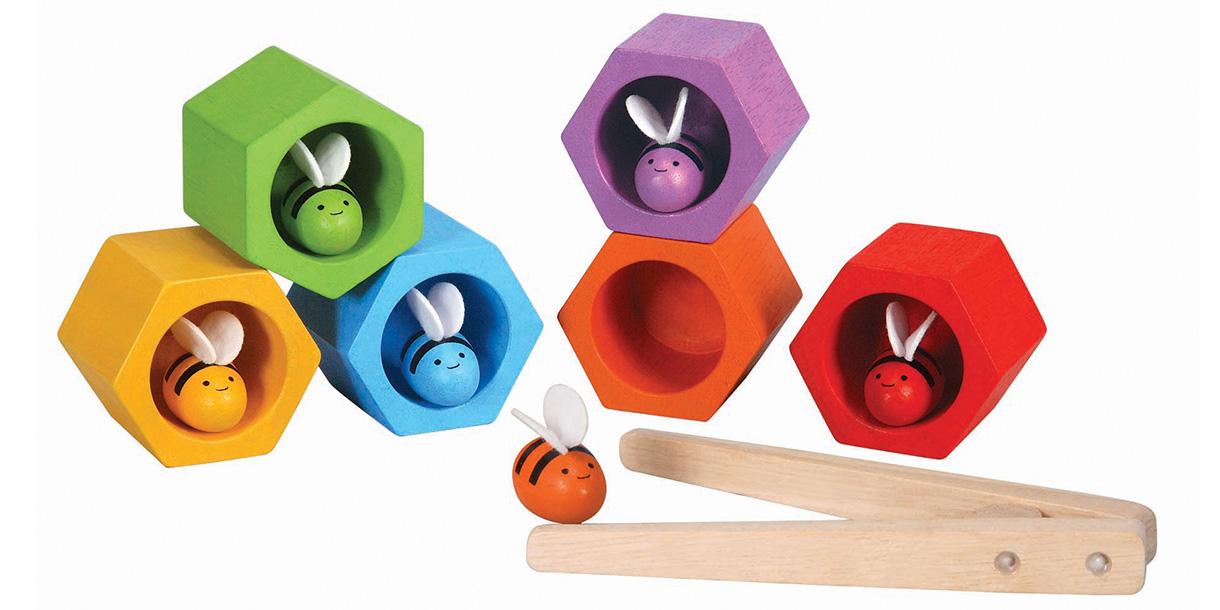 nachhaltiges-Spielzeug-Beehives-PlanToys_3