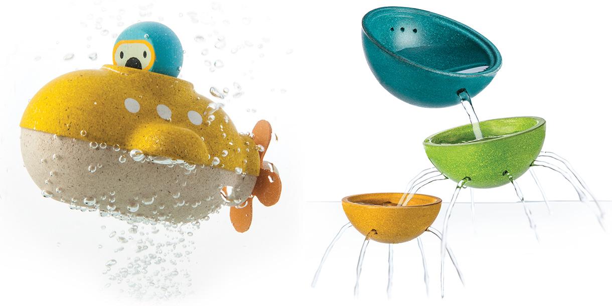 nachhaltiges-Spielzeug-Submarine-Fountain-Bowl-Set-PlanToys_5