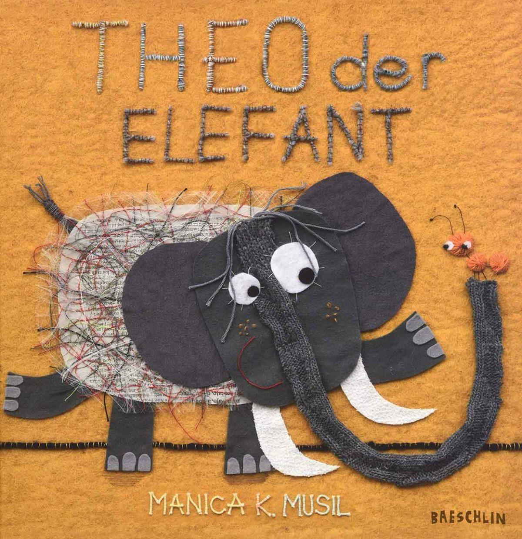 Kinderbuch-Illustration-Theo-der-Elefant-Baeschlin-Verlag-cover