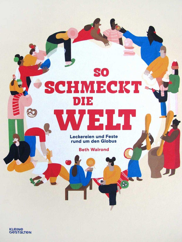 Kinderliteratur-So-schmeckt-die-Welt-Kleine-Gestalten-cover