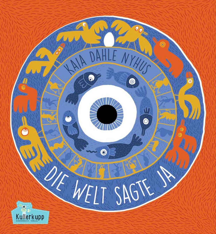 Kinderbuch-Illustration-Die-Welt-sagte-ja-Kullerkupp-Verlag-cover
