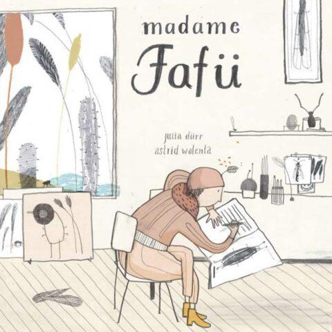 kinderbuch-illustration-madame-fafue-kunstanstifter-verlag-cover-quad